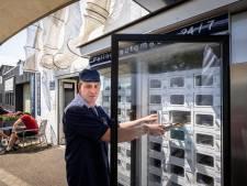 Gerookte paling trek je uit de muur in Vollenhove: 'Zondag was de automaat zo leeg'