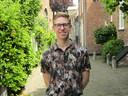 Hessel Daalhuizen (17) had vroeger nooit 'iets' met horeca.