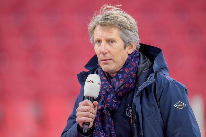 Edwin van der Sar.