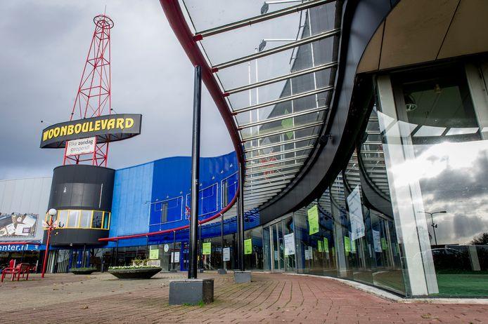 De Woonboulevard in Almelo