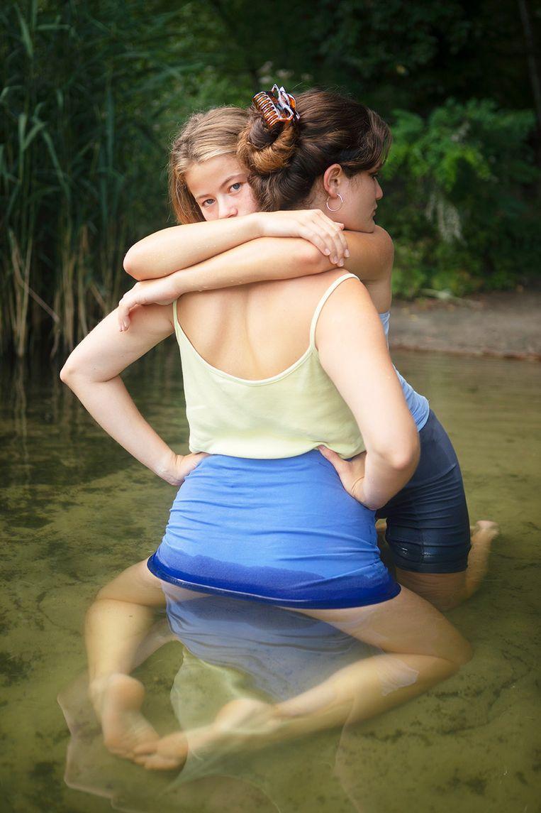 The two sisters (part 2) Beeld Lara Verheijden