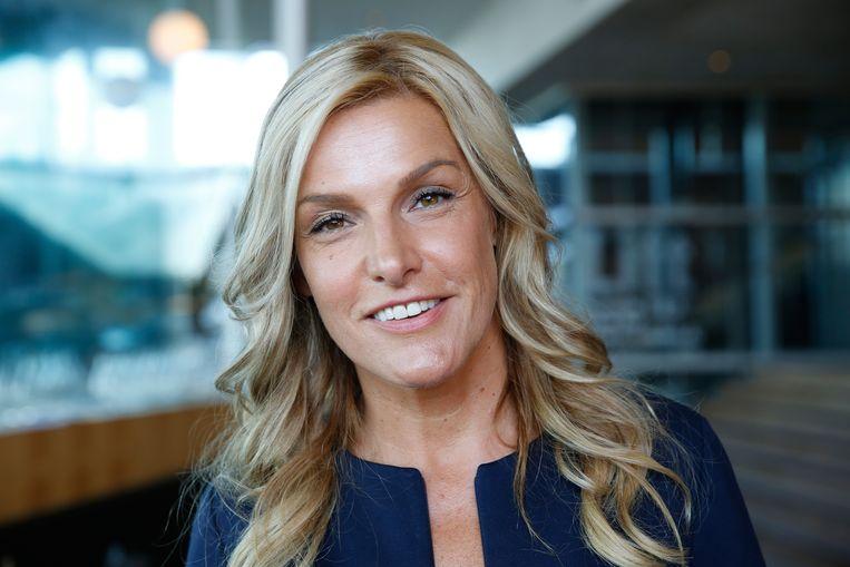 Lucille Werner is de grote verrassing van de CDA-kandidatenlijst voor de Tweede Kamerverkiezingen van 2021. Ze staat op plek 10 van de lijst.  Beeld ANP