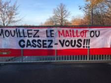 """""""Mouillez le maillot ou cassez-vous!"""": la colère gronde chez les supporters du Standard"""