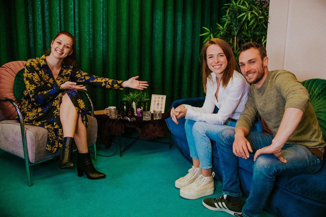 Lotte Gaat Diep - Stephanie Planckaert en Christopher