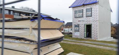 Kleine plus in woningbouw voor Aalten