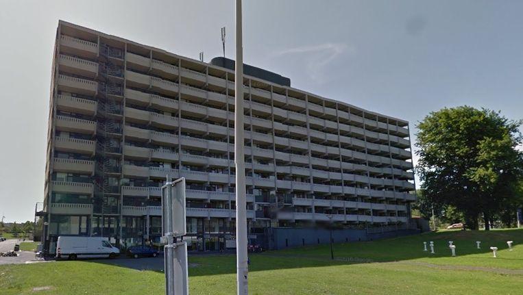 Echtenstein in Zuidoost Beeld Google Streetview