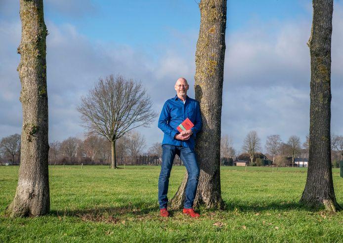 Ynco de Jong kampte 17 jaar geleden met een burnout, herstelde en schreef er recent een boek over.
