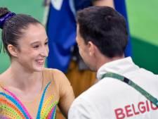 A 16 ans, cette gymnaste belge est en finale olympique
