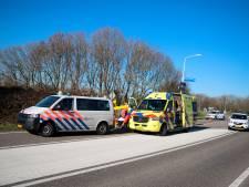 Ernstig ongeval in Schoonhoven: fietser zwaargewond na botsing met auto