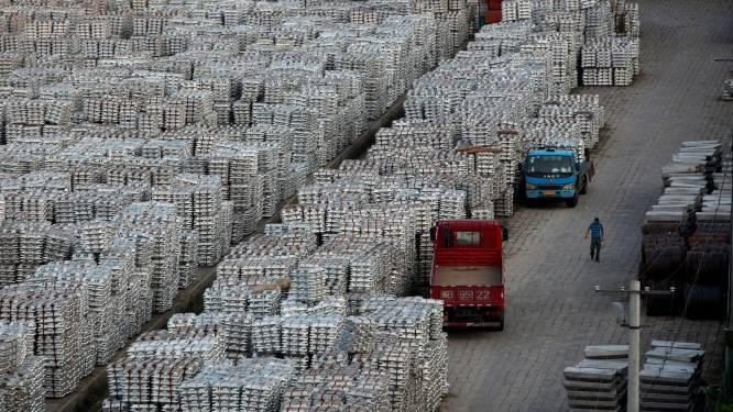 Aluminiumprijs op hoogste niveau sinds 2008