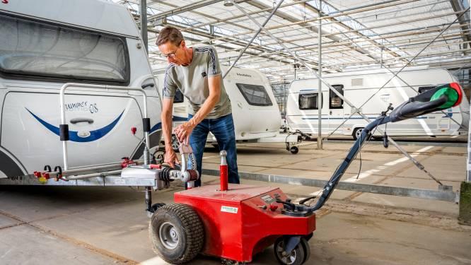Bezitters caravans zijn wanhoop nabij: 'Stallingsplekken bijna niet te vinden'