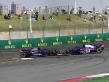 Botsing Toro Rosso's volgens Gasly door communicatiefoutje