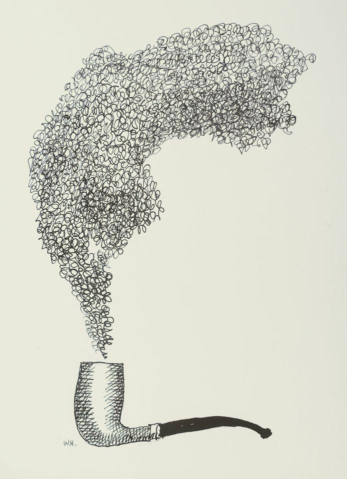 Wim Hofman: roken