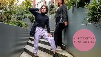 """NIEUWE REEKS: De summerstyle van Manon (20) en Bernd (21): """"Een vrouw zal ik nooit hebben, maar ik wil wél een paar Louboutins in mijn kast"""""""