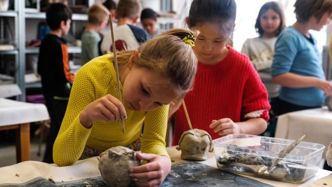 Drie nieuwe scholen kunnen op Kunstkuur in Halle