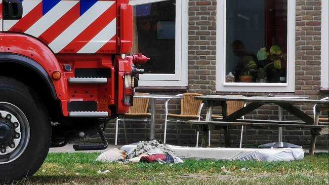 Pand van zorgboerderij Wageningen ontruimd vanwege brand, begeleider gewond