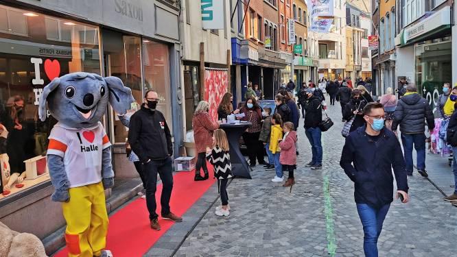 Handelaars lanceren 'I Love Halle'-campagne op zonnige Lente Opendeur