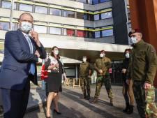 Druk op zorg in Gelderland nog altijd gigantisch: militairen moeten langer bijspringen