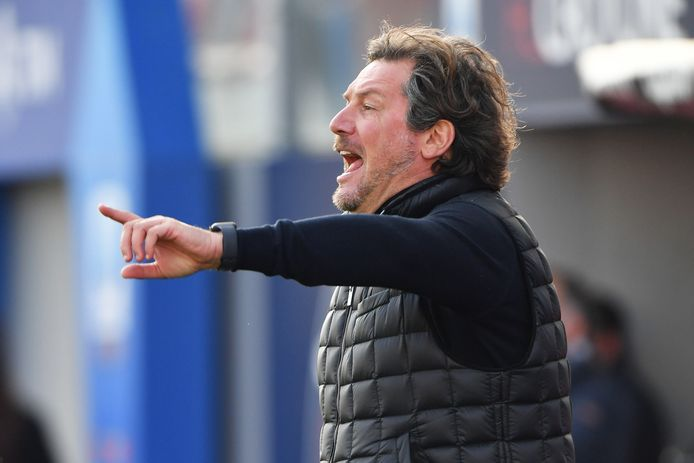 Giovanni Stroppa n'est plus le coach de Crotone.