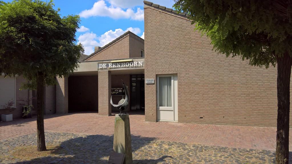 De Eenhoorn in Diessen, waar wooninitiatief Benjamin wordt gevestigd.