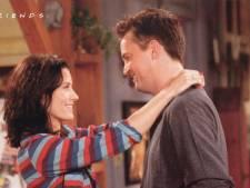 'Chandler en Monica' zorgen voor hysterie op sociale media