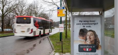 Moeten Second Love-advertenties weg uit de bushokjes? SGP Rhenen doet nieuwe poging