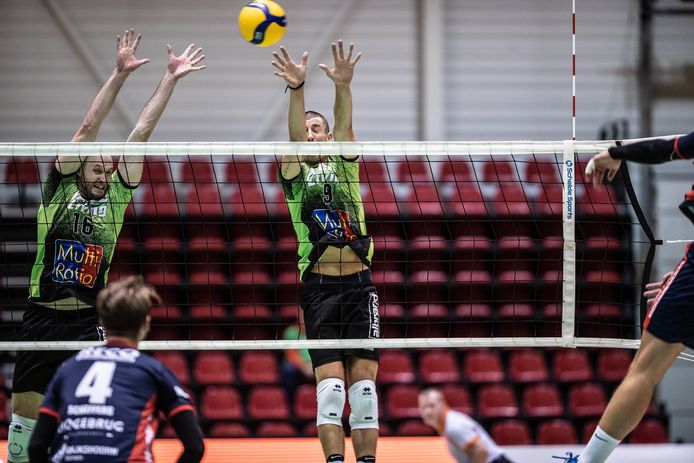 Orion won met 3-0 van ZVH. Foto: Jan Ruland van den Brink