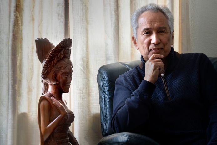 Roy Meelhuysen gaat zorgen voor een gedenkteken in Eindhoven voor Indische en Molukse Nederlanders.