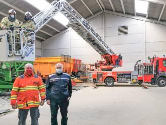 Brandweerpost Brakel rukt voortaan uit met nieuwe brandweerwagen