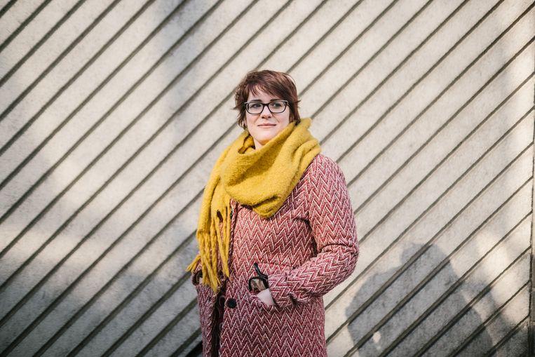 Liesbeth Kennes, Leuven Beeld Wouter Van Vooren
