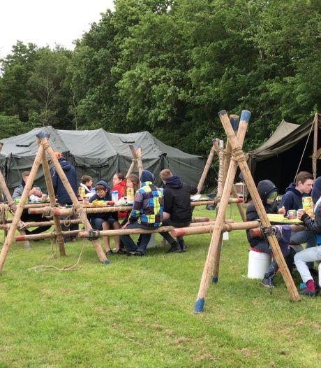 Scouting Zeeland kan in 'Het Poldertje' blijven, want met de overlast valt het wel mee