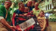 Spookbondsfeest in Liedtspark Oudenaarde bracht 2.000 euro op voor Cliniclowns