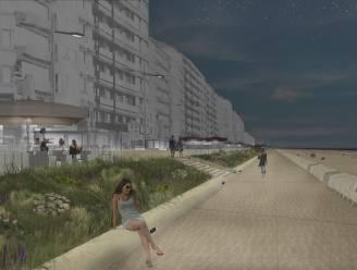 Nieuwe fase werken zeedijk Westende van start gegaan