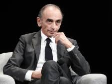 Un sondage donne Éric Zemmour au second tour de la présidentielle
