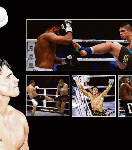 Zo werd Rico Verhoeven 'The King of Kickboxing'