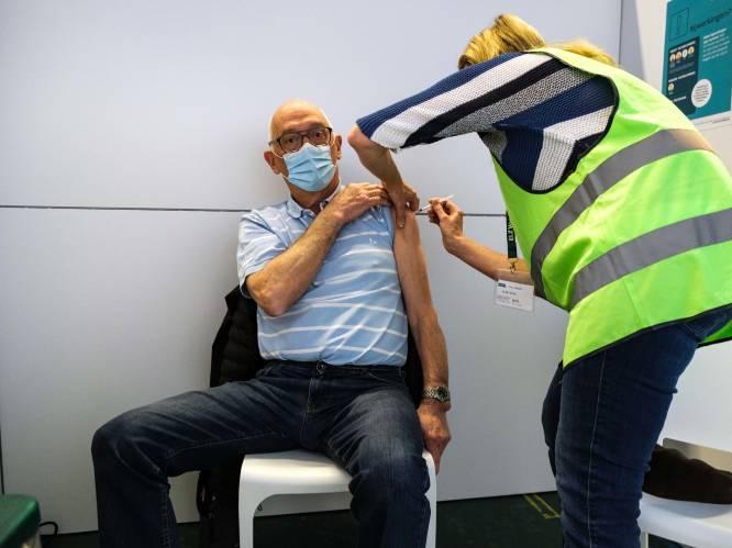 Tempo gaat verder de hoogte in: gemiddeld meer dan 62.000 vaccinaties per dag in België