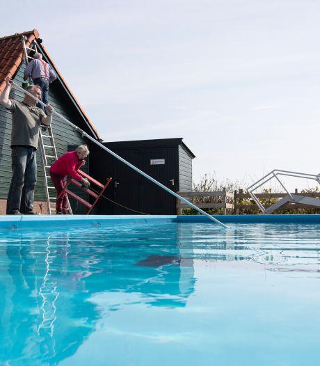 Weer of geen weer, buitenbaden in Almen en Gorssel gaan vanaf 5 mei weer open