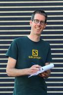 Columnist Timo van de Kasteele