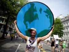 Vijf scenario's die het IPCC heeft voor het klimaat