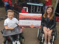 WoeStijnrally Wesepe brengt 14.000 euro bijeen tegen brozebottenziekte
