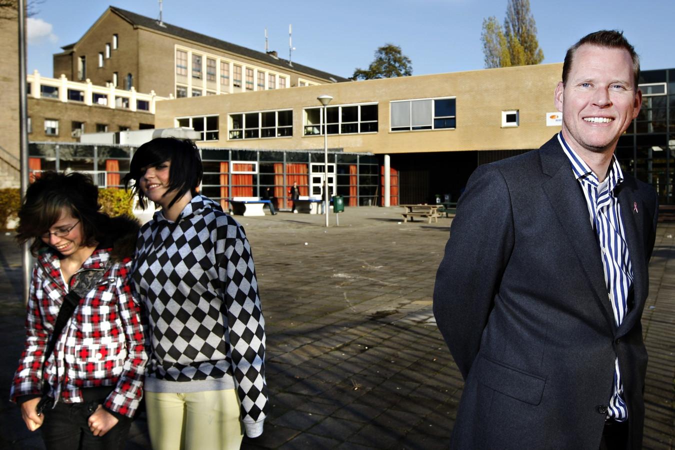 Rector Eric van t Zelfde.