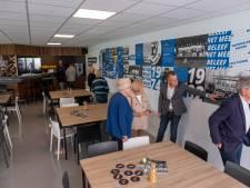 WZC Wapenveld trots als een pauw op nieuw clubhuis, en verlost van vochtproblematiek
