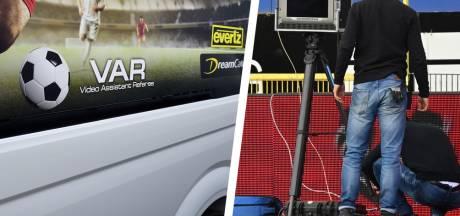 Retard du coup d'envoi entre Genk et Anderlecht: le camion du VAR s'était rendu... à Gand
