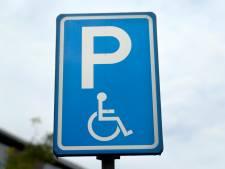 Extra controle op misbruik invalidenparkeerplaats in Hengelo