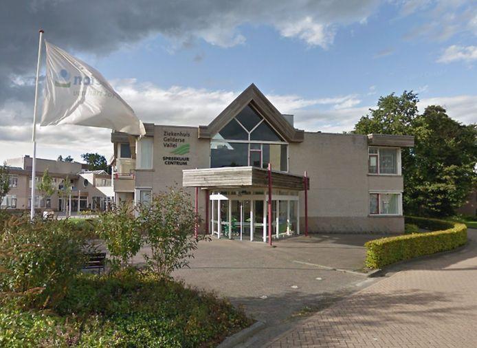 Het huidige spreekuurcentrum van Gelderse Vallei in Barneveld aan de Klaverweide