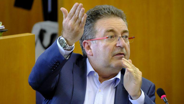 Brussels minister-president Rudi Vervoort Beeld belga
