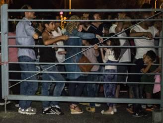 Ferry start registratie vluchtelingen op Kos