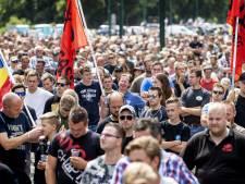 Protest in De Bilt verloopt rustig, boeren willen niets met aangehouden Tinus Koops te maken hebben
