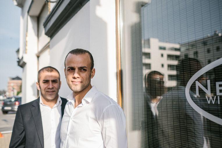 Abdullah en Emin Akay: