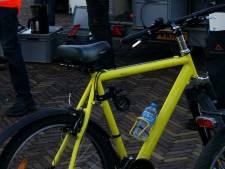 Knalgele fiets gestolen tijdens Wantijpop: Verkeersregelaars doen oproep